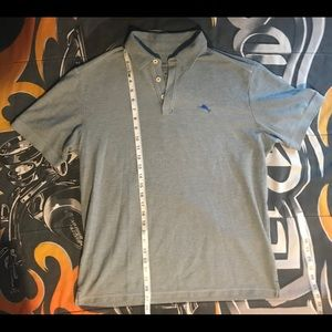 Tommy Bahama Islandzone men's sz M polo shirt